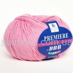 Премьер BBB Premier  Меринос 100% - 6823 розовый