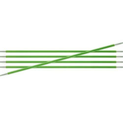 Носочные спицы 15см - 3,5 мм KnitPro Zing