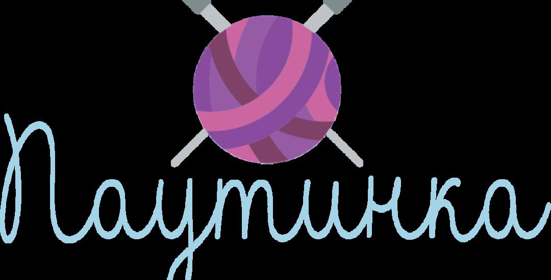 Pavutynka knitting logo