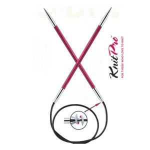 60 см Zing Knit Pro круговые спицы