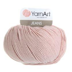 Yarn Art Jeans (Джинс Ярнарт) 83 пудра