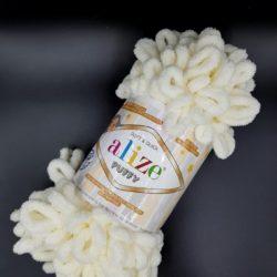 Alize Puffy (Пуффи Ализе) 62 молочный - упаковка 5 мотков
