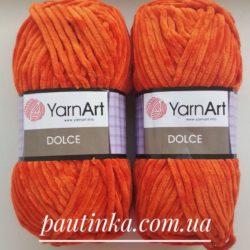 Дольче (Dolce YarnArt) 778 рыжий