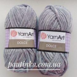 Дольче (Dolce YarnArt) 782 серый