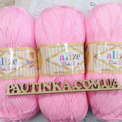 Baby Best (Беби бест) антипиллинг акрил - 191 розовый