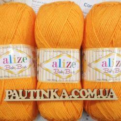 Baby Best (Беби бест) антипиллинг акрил - 336 оранжевый