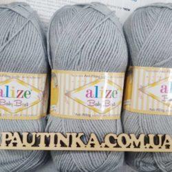 Baby Best (Беби бест) антипиллинг акрил - 344 серый