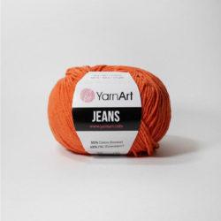 Yarn Art Jeans (Джинс Ярнарт) 85 терракот