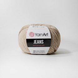 Yarn Art Jeans (Джинс Ярнарт) 87 беж