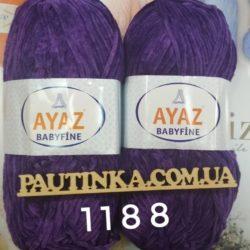 Ayaz Baby fine - 188 сирень