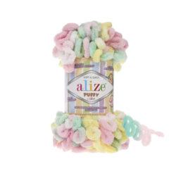 Alize Puffy Color 5862 - упаковка 5 мотков