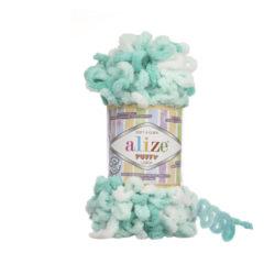 Alize Puffy Color 5920 - упаковка 5 мотков