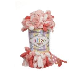 Alize Puffy Color 5922 - упаковка 5 мотков