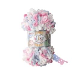 Alize Puffy fine (Пуффи файн Ализе) 5945 - упаковка 5 мотков