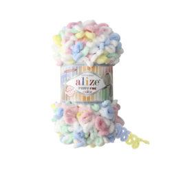 Alize Puffy fine (Пуффи файн Ализе) 5949 - упаковка 5 мотков