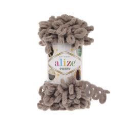 Alize Puffy (Пуффи Ализе) 530 - упаковка 5 мотков