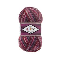 Alize Superwash 100 - 75% шерсть - 25% полиамид - 2698