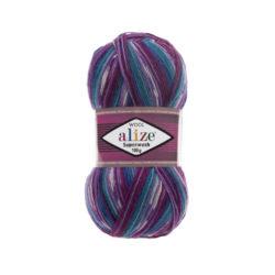 Alize Superwash 100 - 75% шерсть - 25% полиамид - 4412