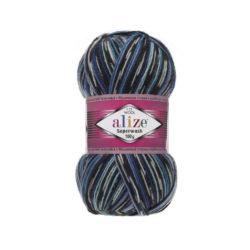 Alize Superwash 100 - 75% шерсть - 25% полиамид - 6765