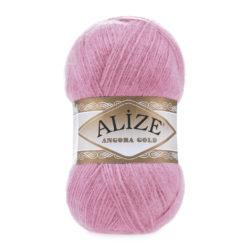 ANGORA GOLD Alize (Ангора Голд) - 39 розовый