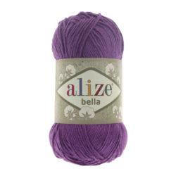 Bella Alize (Белла) - 45 сирень - хлопковая пряжа