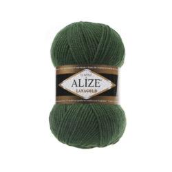 Лана голд (Alize Lana Gold) 118 зеленый