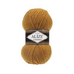 Лана голд (Alize Lana Gold) 645 горчица