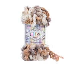 Alize Puffy Color 5926 - упаковка 5 мотков