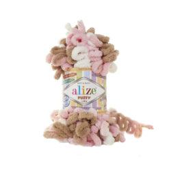 Alize Puffy Color 6046 - упаковка 5 мотков