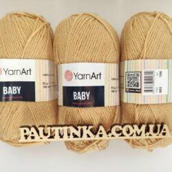 Baby Yarnart - Беби - 805 бежевый
