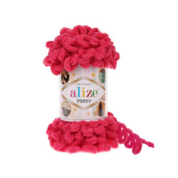 Alize Puffy (Пуффи Ализе) 149 малиновый
