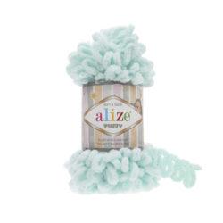 Alize Puffy (Пуффи Ализе) 15 светлая мята