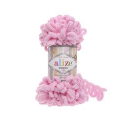 Alize Puffy (Пуффи Ализе) 185 розовый