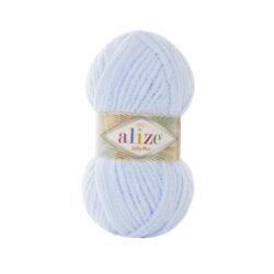 Пряжа Alize Softy Plus (Софти плюс) - 183 голубой