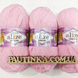 Alize Cotton Gold (Коттон Голд) 518 светло-розовый