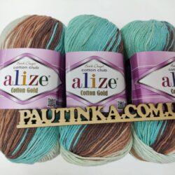 Alize Cotton Gold Batik (Коттон Голд) 4603