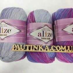 Alize Cotton Gold Batik (Коттон Голд) 3686