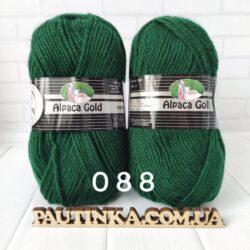 Alpaca Gold MT - 088 - темно-зеленый