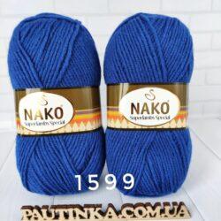Nako Superlambs - 1599- синий