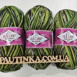 Alize Superwash 100 - 75% шерсть - 25% полиамид - 2696