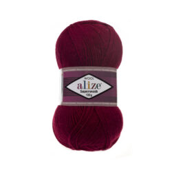 Alize Superwash 100 - 75% шерсть - 25% полиамид - 57
