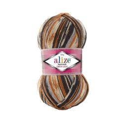 Alize Superwash 100 - 75% шерсть - 25% полиамид - 7651