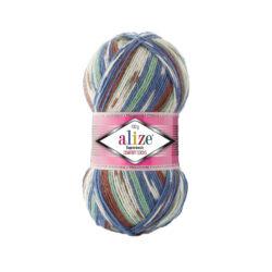 Alize Superwash 100 - 75% шерсть - 25% полиамид - 7653